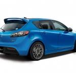 2012 Mazda Axela Sport 20S SKYACTIV for Tokyo Auto Salon Rear Si