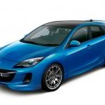 2012 Mazda Axela Sport 20S SKYACTIV for Tokyo Auto Salon Front S