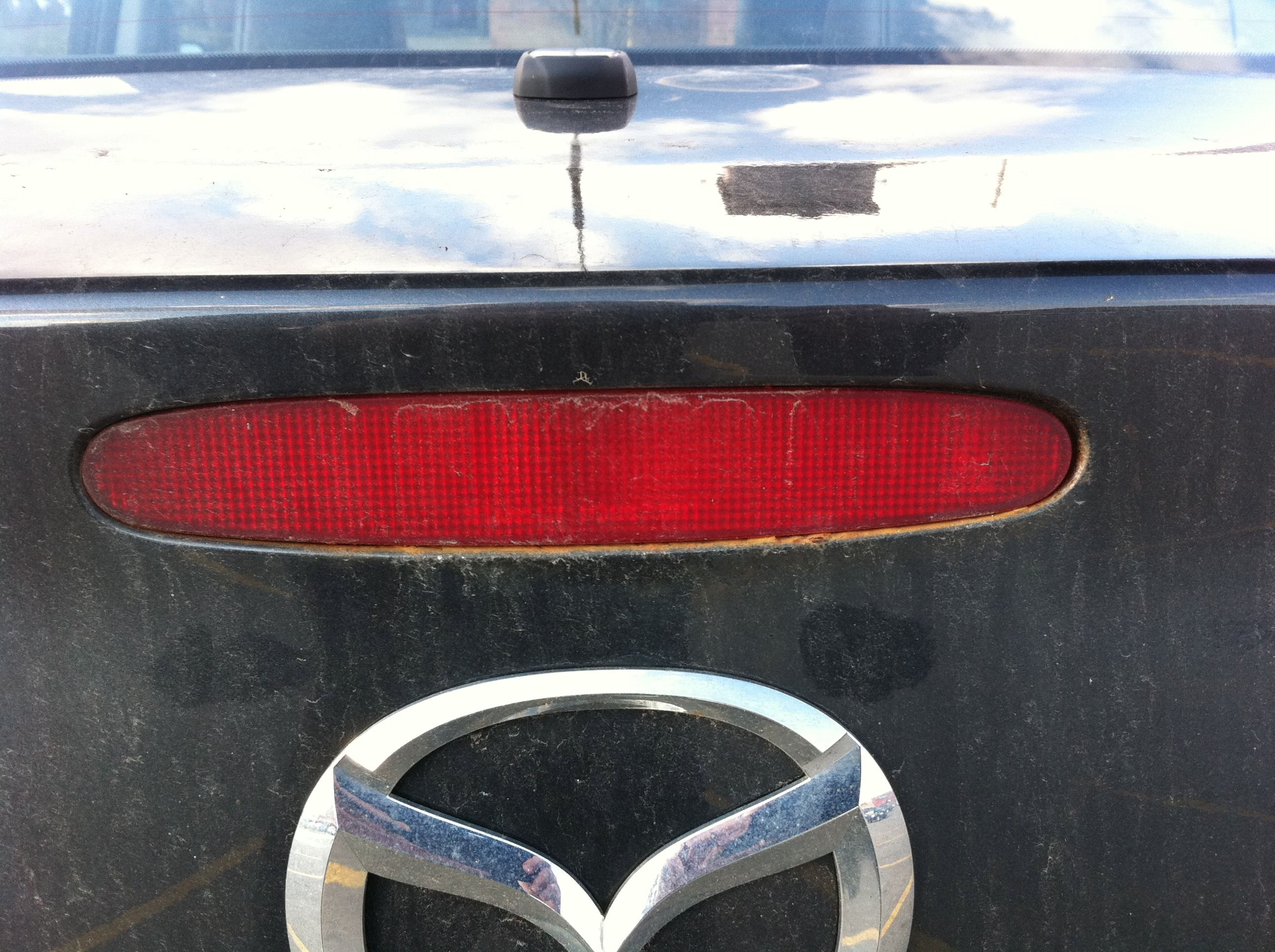 Where To Find Rust On Your Mazda3 That May Be Covered By