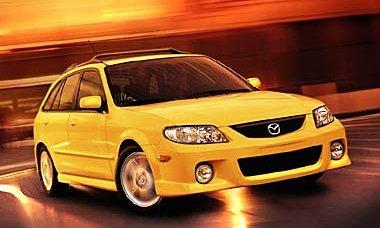 Mazda Protoge & Protoge 5, 1999 - 2003
